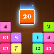 App Icon for Drag n Merge: Block Puzzle App in United States Play Store