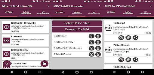 MKV To MP4 Converter - Apps on Google Play