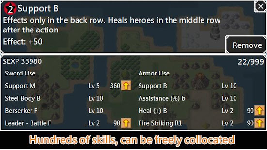 Unlimited Skills Hero for PC-Windows 7,8,10 and Mac apk screenshot 5