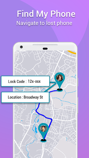 Find My Phone Android: Lost Phone Tracker 1.4.3 screenshots 3