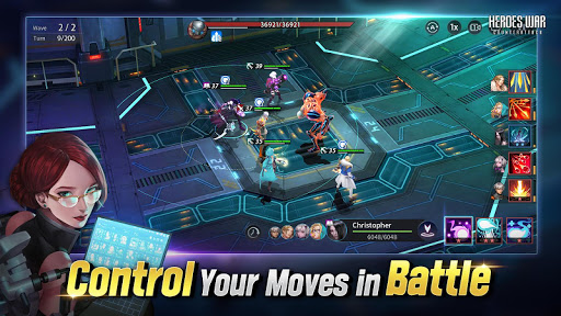 Heroes War: Counterattack screenshots 20