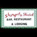 Shangri La Bar & Restaurant, Brigade Road, Bangalore logo
