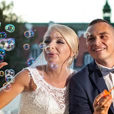 Wedding photographer Jan Myszkowski (myszkowski). Photo of 07.04.2017