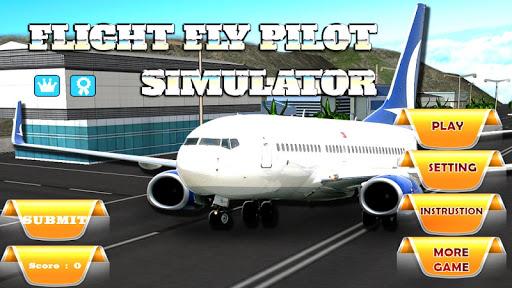 Flight Fly Pilot Simulator
