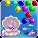 Pearl deluxe Bubble Shooter icon