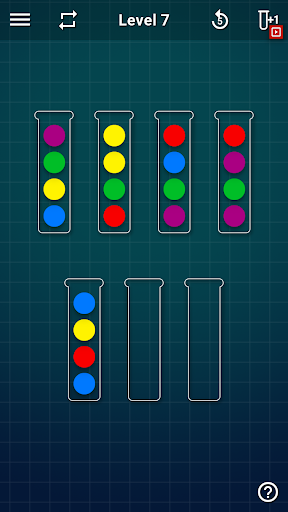 Ball Sort Puzzle - Color Sorting Games android2mod screenshots 1