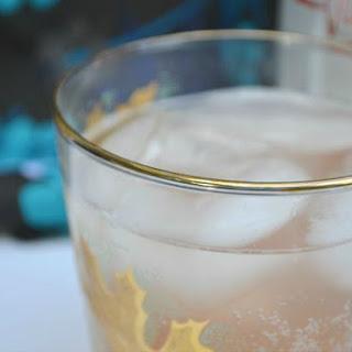 Sparkling Grapefruit Cocktail