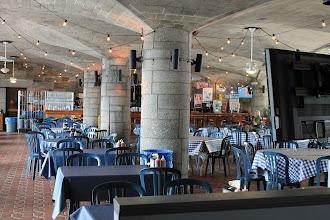 Photo: Boat Basin Cafe. Riverside Park