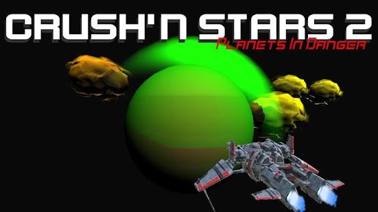 Crushn Stars 2: Planets In Danger - náhled