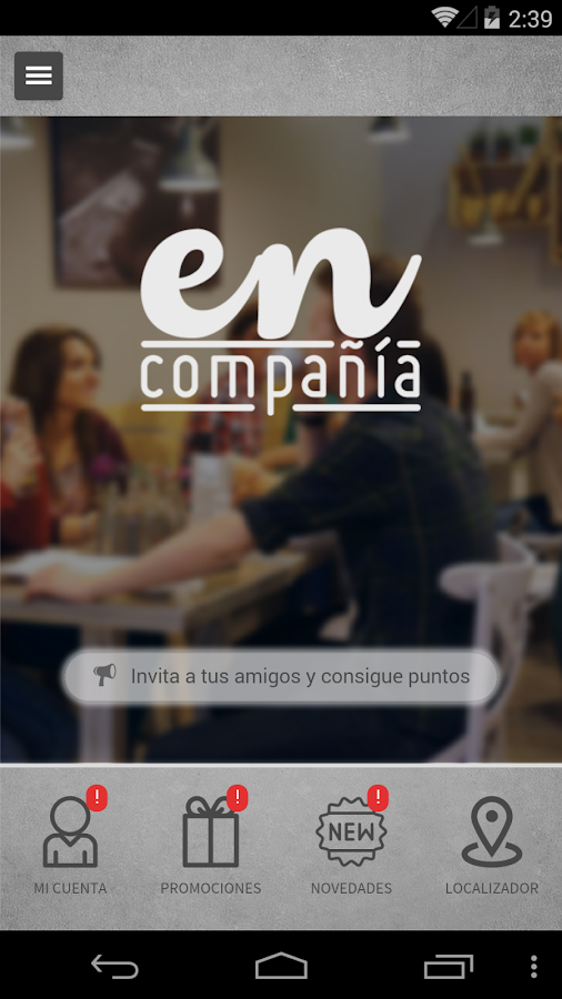 enCompañía- screenshot