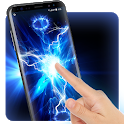 Electric Screen for Prank Live Wallpaper &Launcher icon