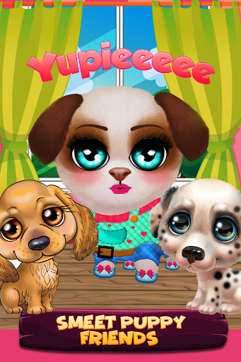 Puppy Dog Makeup Salon: Pet Makeover Salon & Spa 1.0 screenshots 7