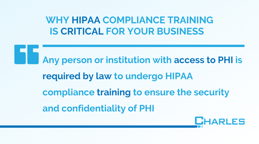 Why HIPAA Compliance Training Is Critical for Your Business