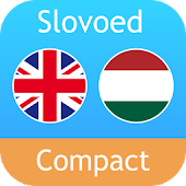 Hungarian <> English Dictionary Slovoed Compact