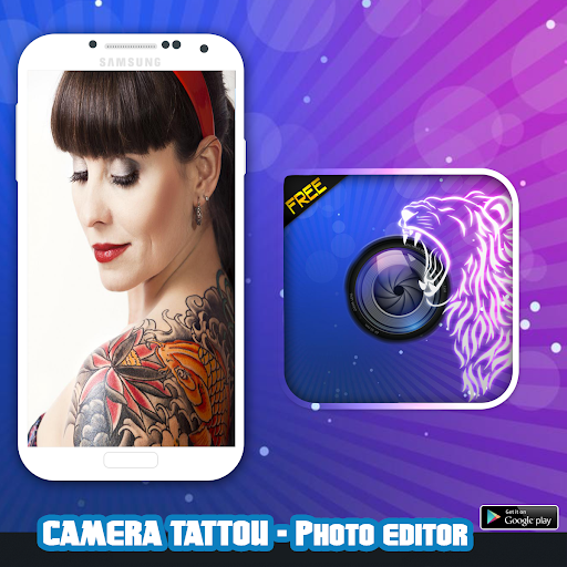 Camera Tattoo - Photo Editor