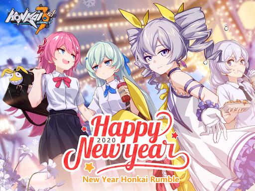 Honkai Impact 3rd 3.3.1 screenshots 12