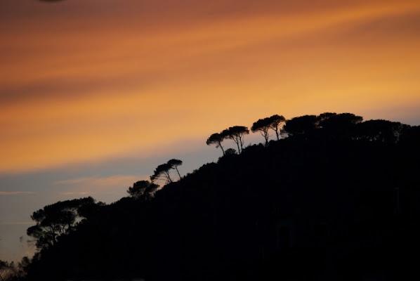 Tuscany sunset di dadoelalla