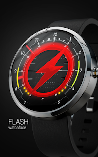 FLASH - Watch Face Screenshot