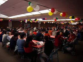Photo: 2015 OCCA Chinese New Year Gala - Dinning Hall
