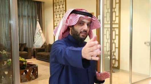 Curioso mensaje de Turki Al-Sheikh