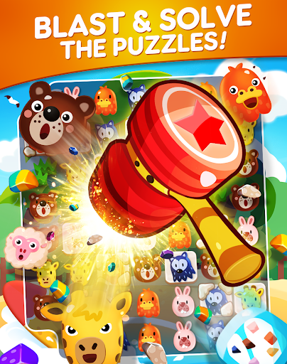 POKOPOKO The Match 3 Puzzle apkpoly screenshots 9
