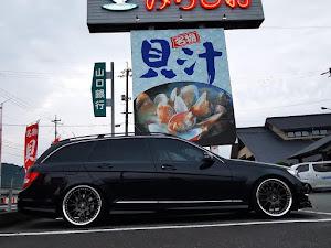 Cクラス ステーションワゴン W204のカスタム事例画像 我流style―のりさんさんの2020年11月09日17:26の投稿