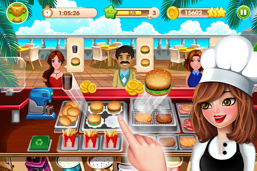 cooking talent - restaurant fever screenshot 2