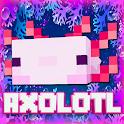 Axolotl Mobs For MCPE icon