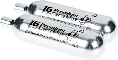 Genuine Innovations 16g Threadless CO2 Cartridges: 2-Pack alternate image 1