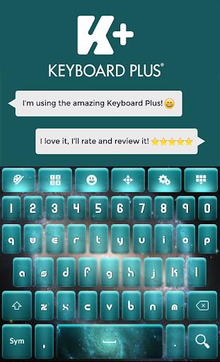 Universe Keyboard