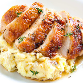 How to Pan Roast Chicken Breasts Recipe