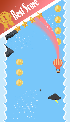 Rise the balloon up screenshot 6