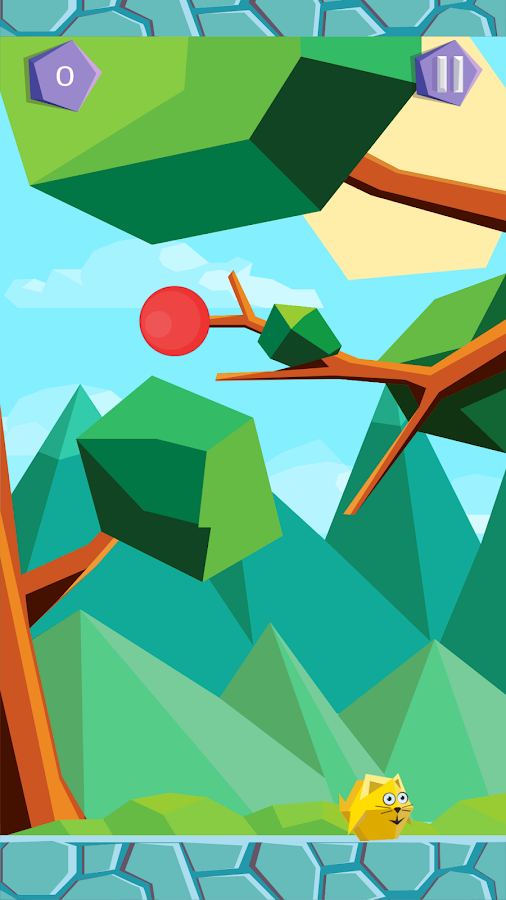 Ball Escape - Save The Bird- screenshot