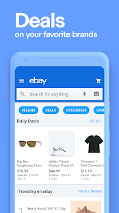 App eBay - Online Shopping - Buy, Sell, and Save Money APK for Windows Phone