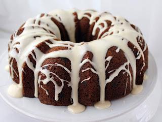 Grinnin' Gorilla Bundt Cake Recipe