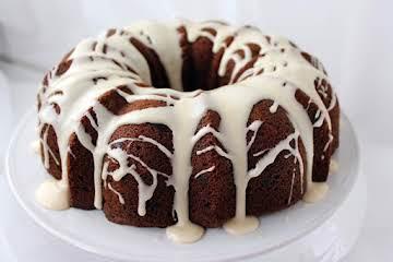 Grinnin' Gorilla Bundt Cake