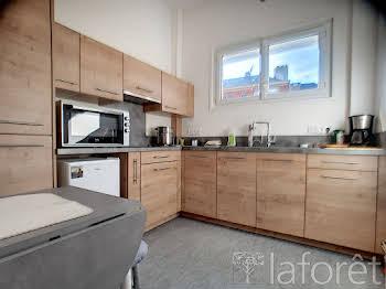 Appartement 2 pièces 49,7 m2