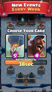 Clash Royale 2.0.1 MOD (Unlimited Gems/Crystal) Apk 4