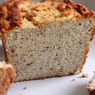 Coconut and Almond Bread.