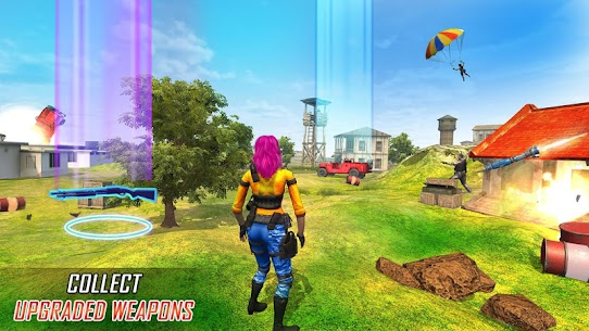 Legend Fire : Battleground Shooting Game 5