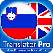 Slovenian - English Translator ( Text to Speech )