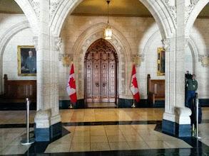 Photo: Kanada pealinn ja parlament