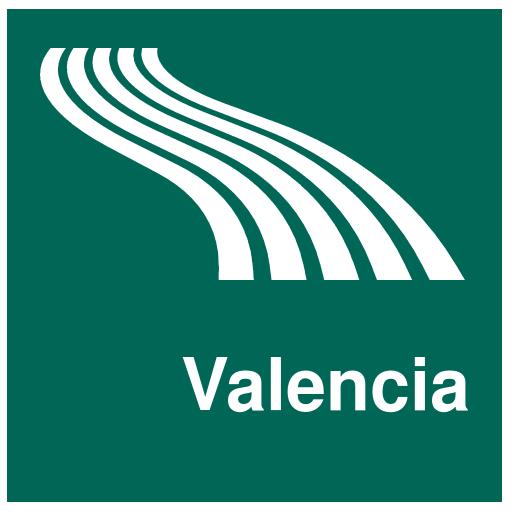 Valencia Map offline