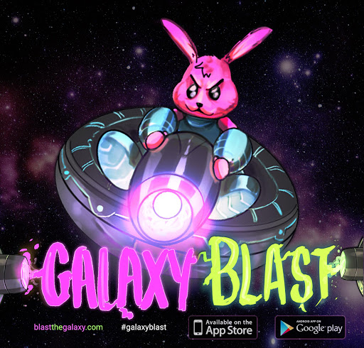 Galaxy Blast - Space Adventure