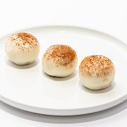 MangoMiSu Shortbread Cookie Mochi (3 pcs)