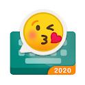 Rockey Keyboard -Transparent Emoji  Keyboard icon