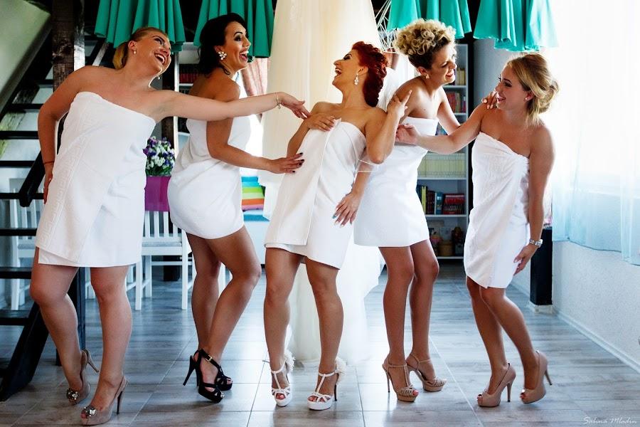 Wedding photographer Sabina Mladin (sabina). Photo of 04.08.2016