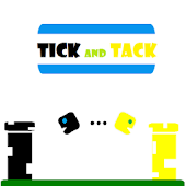 Flappy Tick and Tack
