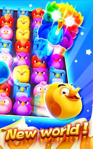 Birds Mania Match 3 screenshot 6