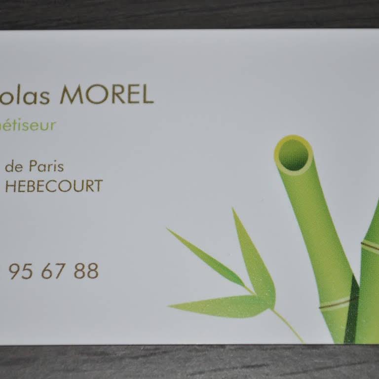 Nicolas Morel (magnétiseur / Barreur de feu - coupeur de..